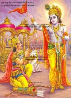 Download Bhagvad Gita in English