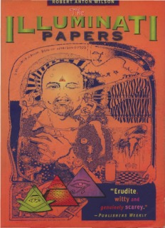 Robert Anton Wilson THE ILLUMINATI PAPERS