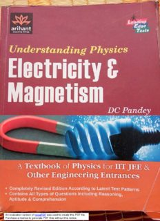 Understanding physics. Electricity & Magnetism