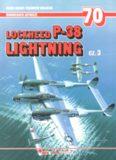 Lockheed P-38 Lightning Cz.3 (AJ-Press Monografie Lotnicze 70)