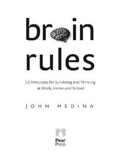 John Medina Brain Rules