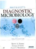Bailey & Scott's Diagnostic Microbiology, 12th Edition (Diagnostic Microbiology (Bailey & Scott's))
