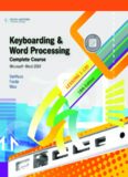 Keyboarding and Word Processing, Complete Course, Lessons 1-120: Microsoft Word 2010: College