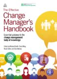 The Effective Change Manager's Handbook: Essential Guidance to the Change Management Body