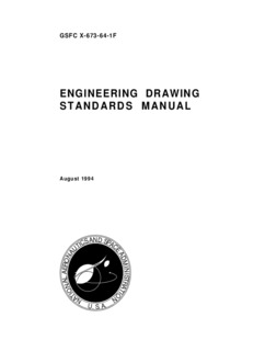 ENGINEERING DRAWING STANDARDS MANUAL - Mick Peterson