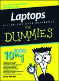 Laptops All-in-One Desk Reference For Dummies (For Dummies (Computer Tech))