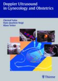 Doppler ultrasound in gynecology and obstetrics: 32 tables