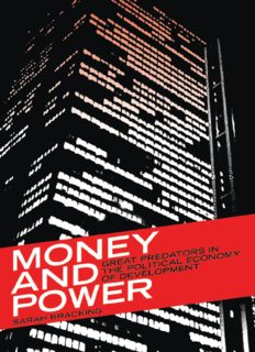 Money and Power: Great Predators in the Political Economy of Development (Third World in Global Politics)