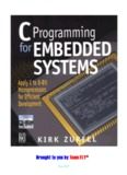 C Programming for Embedded Systems - DSP-Book
