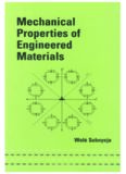 Mechanical Properties of Engineered Materials (Mechanical Engineering (Marcell Dekker))
