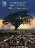 principles of soil and plant water relations mb kirkham