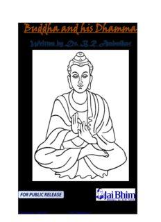 Buddha And His Dhamma by BR Ambedkar