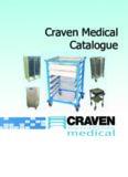 Craven Medical Catalogue Craven Medical Catalogue