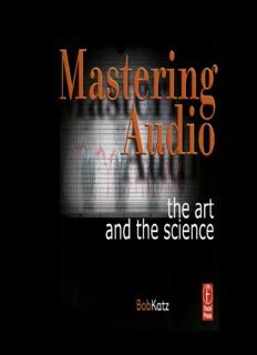 Bob Katz - Mastering Audio.pdf