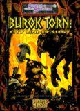 Burok Torn: City under Siege (D20 Generic System)