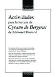 Actividades Cyrano de Bergerac