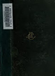 Plato, Vol. VII: Theaetetus, Sophist (Loeb Classical Library)