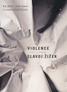 violence slavoj zizek