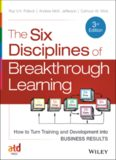 The six disciplines of breakthrough learning : how to turn training and development into business
