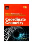 Skills in mathematics for all engineering entrance examinations: Coordinate geometry (part 2)