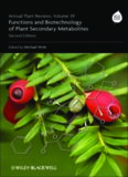 Functions and Biotechnology of Plant Secondary Metabolites (Annual Plant Reviews, Volume 39, 2nd