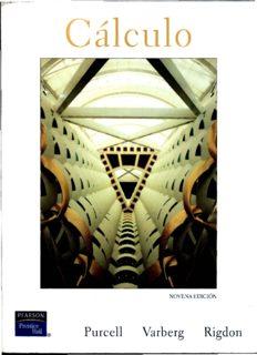 Calculo 9e Purcell-Varberg-Rigdon