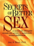 SECRETS OF BETTER SEX