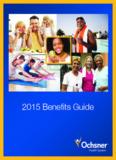 Benefits Guide Book - Ochsner Academics - Ochsner Health System