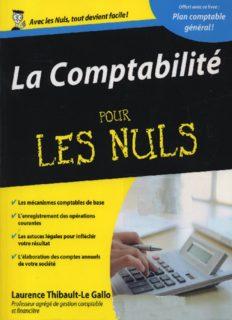 La comptabilité pour les nuls : Avec plan comptable général