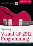 Beginning Visual C#® 2012 Programming