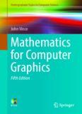 Mathematics for Computer Graphics