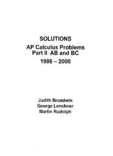 SOLUTIONS - Math Olympiad for Elementary Schools