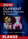 Current Medical Diagnosis and Treatment 49th Edition (Lange Current Series)