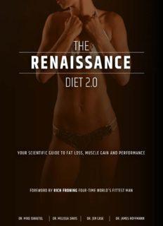 Renaissance Diet 2.0