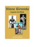 "Vince Gironda ""Iron Guru"" - Dave Draper"