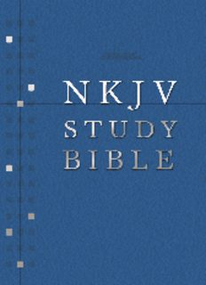 Nelson's NKJV Study Bible, Second Edition