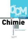 Les QCM de la prépa, Chimie MPSI-PTSI-PCSI-BCPST 1re année