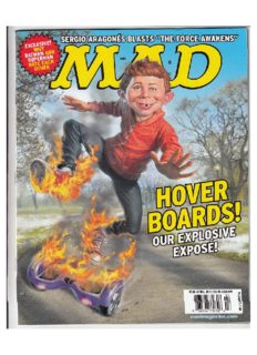 Here's the pdf file for Mad Magazine issue #538