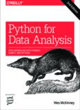 Python for Data Analysis: Data Wrangling with Pandas, NumPy, and IPython