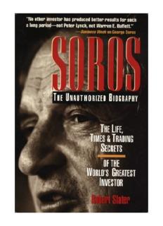 Robert Slater - Soros Unauthorized Biography.pdf