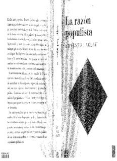 Ernesto Laclau. La razón populista.pdf