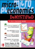 Micro- economics Demystified