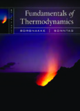 Borgnakke Sonntag - Fundamentals of Thermodynamics