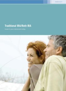 Traditional IRA/Roth IRA
