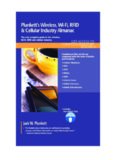 Plunkett's Wireless, Wi-Fi, RFID & Cellular Industry Almanac 2011: Wireless, Wi-Fi, RFID & Cellular