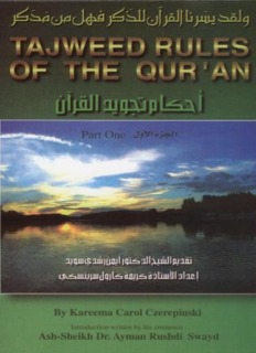 Tajweed Rules of the Qur'an - PDF - Islam House