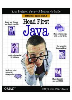 Head First Java 2e by Kathy Sierra and Bert Bates.pdf