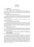 CHAPTER - X CIVIL CASES 1. JURISDICTION C.L. No. 18/IV-g-27