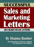 Successful Sales and Marketing Letters: 394 Ready-to-Use Letters