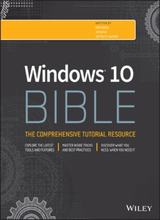 Windows 10 Bible.pdf